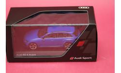 AUDI  A4 RS4 AVANT, масштабная модель, Spark, 1:43, 1/43