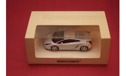 Lamborghini Diablo Gallardo, масштабная модель, Minichamps, scale43