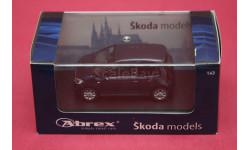 Skoda Citigo, масштабная модель, Škoda, Abrex, 1:43, 1/43