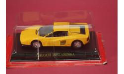 Ferrari Testarossa, масштабная модель, Altaya, 1:43, 1/43