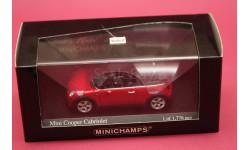 Mini Cooper, масштабная модель, Minichamps, 1:43, 1/43
