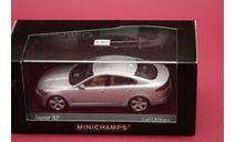 Jaguar XF, масштабная модель, Minichamps, 1:43, 1/43