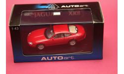 Jaguar XK8 Coupe, масштабная модель, Autoart, scale43