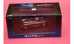 Jaguar C-type, масштабная модель, Autoart, scale43