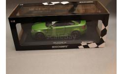 BMW M1 Coupe, масштабная модель, Minichamps, 1:18, 1/18
