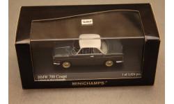 bmw 700 coupe Sport, масштабная модель, Minichamps, 1:43, 1/43