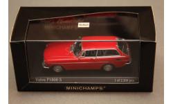 Volvo P 1800 ES, масштабная модель, Minichamps, 1:43, 1/43