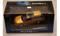 subaru legacy GTB, масштабная модель, Autoart, 1:43, 1/43