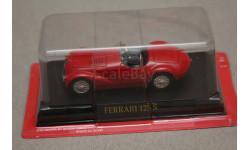 Ferrari 125S, масштабная модель, Altaya, 1:43, 1/43