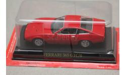 Ferrari 365 GTC/4, масштабная модель, Altaya, 1:43, 1/43