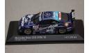 mercedes benz CLK #24 Team Rosberg, масштабная модель, Mercedes-Benz, Minichamps, 1:43, 1/43