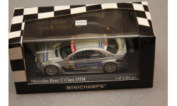​mercedes benz C class #2 Team AMG, масштабная модель, Mercedes-Benz, Minichamps, scale43