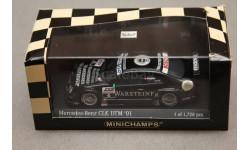 mercedes benz CLK #6 Team AMG Warsteiner