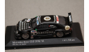 ​mercedes benz CLK #6 Team AMG Warsteiner, масштабная модель, Mercedes-Benz, Minichamps, 1:43, 1/43