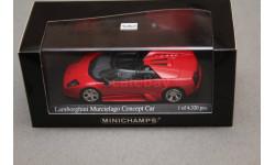 Lamborghini Murcielago Concept, масштабная модель, Minichamps, 1:43, 1/43