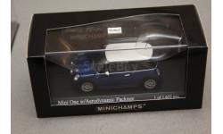 Mini One, масштабная модель, Minichamps, 1:43, 1/43