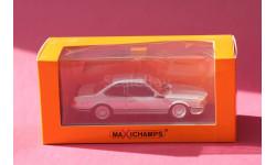 BMW 635 CSi, масштабная модель, 1:43, 1/43, Minichamps