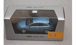 Opel Astra H GTC, масштабная модель, Minichamps, 1:43, 1/43