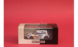 VOLKSWAGEN POLO WRC # 2, масштабная модель, scale43, WhiteBox