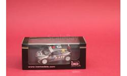 PEUGEOT 207 S2000 #78, масштабная модель, 1:43, 1/43, IXO Rally (серии RAC, RAM)