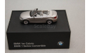 BMW 1 Cabrio, масштабная модель, 1:43, 1/43