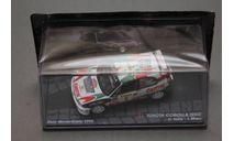 Toyota Corolla team #5 Castrol, масштабная модель, Altaya Rally, scale43