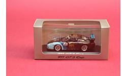 PORSCHE 911 (997) GT3 CUP UPS #29 SUPERCUP 2006, масштабная модель, Minichamps, scale43