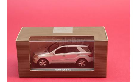 Mercedes Benz  ML350, редкая масштабная модель, Mercedes-Benz, Minichamps, 1:43, 1/43