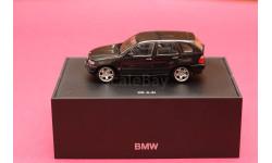BMW X5 4.4i, масштабная модель, Minichamps, 1:43, 1/43