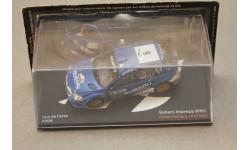 SUBARU  IMPREZA WRC # 5 RALLY TOUR DE CORSE 2008