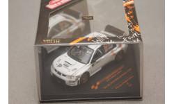 SUBARU IMPREZA WRC07 JBC № 22 TOUR DE CORSE 2008, масштабная модель, Vitesse, scale43