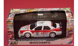 Alfa Romeo 155 V6  #27 TI DTM 1995, масштабная модель, Minichamps, scale43