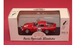 Alfa Romeo Giulia TZ, редкая масштабная модель, miniera, scale43