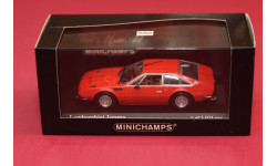 Lamborghini Jarama, редкая масштабная модель, Minichamps, scale43