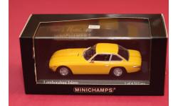 Lamborghini Islero, редкая масштабная модель, Minichamps, 1:43, 1/43