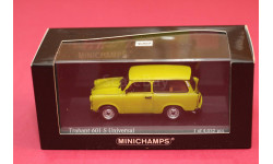 Trabant 601S Universal, масштабная модель, Minichamps, scale43