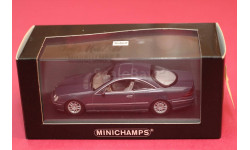 ​Mercedes Benz CL 500, масштабная модель, Mercedes-Benz, Minichamps, scale43