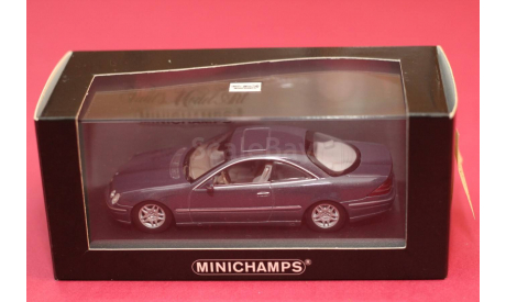 Mercedes Benz CL 500, масштабная модель, Mercedes-Benz, Minichamps, 1:43, 1/43