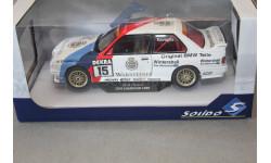 BMW M3 (E30) DTM #15 NURBURGRING 1989, масштабная модель, Solido, scale18