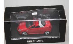 Opel Tigra Twin Top, масштабная модель, Minichamps, scale43