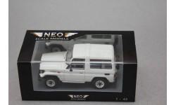 Toyota Land Cruser 70, масштабная модель, Neo Scale Models, 1:43, 1/43