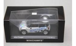 Mini Cooper (R50)  IAA 2003, масштабная модель, Minichamps, 1:43, 1/43