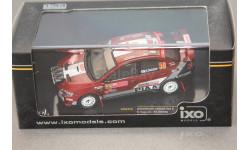 MITSUBISHI LANCER EVOLUTION X #59 RALLY JAPAN 2008, масштабная модель, IXO Rally (серии RAC, RAM), 1:43, 1/43