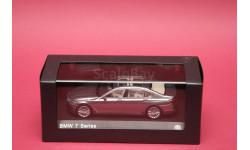 BMW 750Li (G12), масштабная модель, Paragon Models, 1:43, 1/43