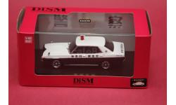 Nissan Skyline 200GT Polizei Tokyo, масштабная модель, DISM, 1:43, 1/43