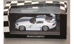 Dodge Viper GTS-R 24 Le Mans 1996, масштабная модель, Minichamps, scale43