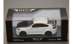 BMW x6 Hamann, масштабная модель, Neo Scale Models, 1:43, 1/43