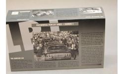 Lincoln Continental X-100, масштабная модель, Minichamps, scale43