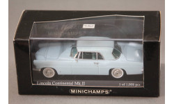Lincoln Continental Mk II, масштабная модель, Minichamps, scale43