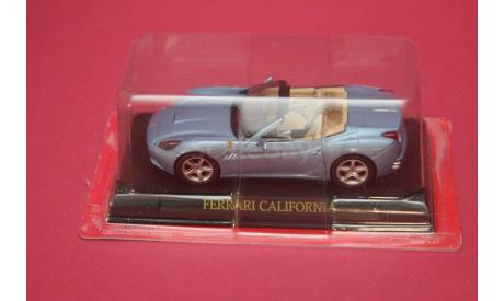 Ferrari California, масштабная модель, Altaya, 1:43, 1/43